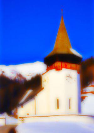 2323 Frauenkirchli, Frauenkirch bei Davos
