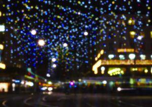 5973 Bahnhofstrasse Zürich Weihnachtsbeleuchtung