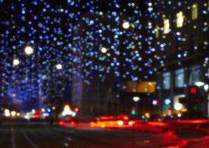 5979 Bahnhofstrasse Zürich Weihnachtsbeleuchtung