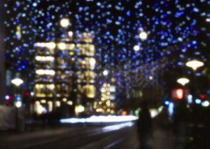 5986 Bahnhofstrasse Zürich Weihnachtsbeleuchtung