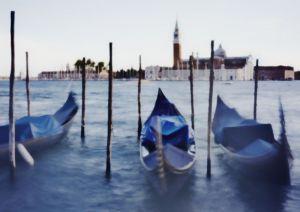7341-2 Venedig Gondeln Maleffekt Color