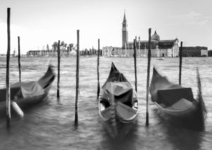 7341-2 Venedig Gondeln sw TMax100