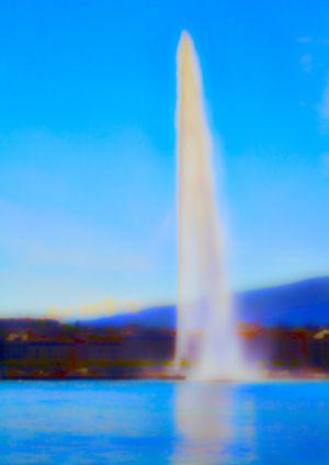 9956 Jet d'Eau surreal, Genève