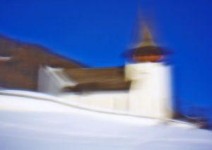 2290 Frauenkirchli, Frauenkirch bei Davos