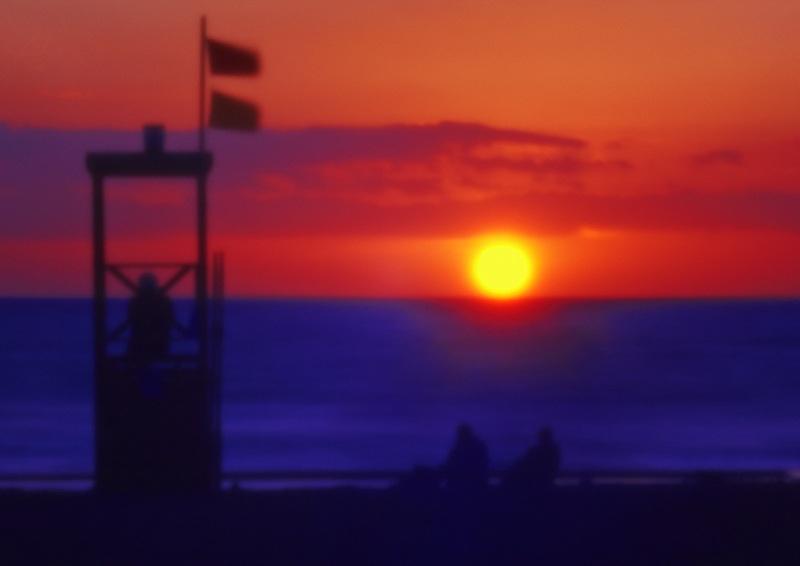 3311 Sonnenuntergang