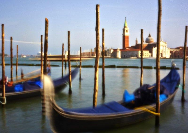 8347 Venezia Gondeln SanMarco