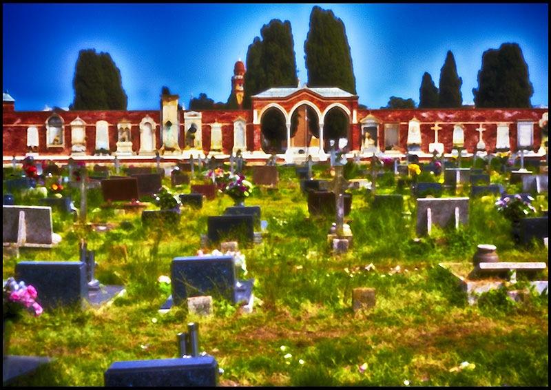 8374 Vendzia Cimiterio